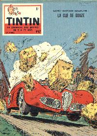 Journal de TINTIN �dition Belge N� 47 du 19 Novembre 1958