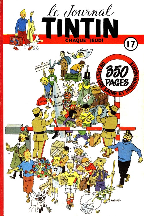 Recueil édition Belge N° 17