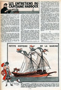 Page 13 du Journal de TINTIN �dition Belge N� 9 du 27 F�vrier 1947