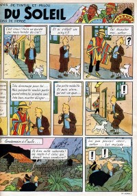 Page 9 du Journal de TINTIN �dition Belge N� 18 du 1 Mai 1947