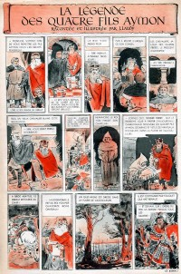 Page 12 du Journal de TINTIN �dition Belge N� 18 du 1 Mai 1947
