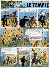 Page 8 du Journal de TINTIN �dition Belge N� 20 du 15 Mai 1947