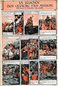Page 12 du Journal de TINTIN �dition Belge N� 20 du 15 Mai 1947