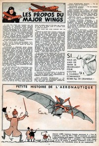 Page 13 du Journal de TINTIN �dition Belge N� 20 du 15 Mai 1947