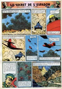 Page 16 du Journal de TINTIN �dition Belge N� 20 du 15 Mai 1947