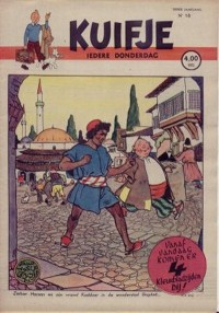 Kuifje weekblad N� 18 du 29 Avril 1948