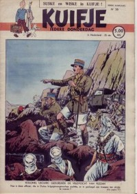 Kuifje weekblad N� 38 du 16 Septembre 1948