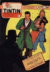 Journal de TINTIN �dition Fran�aise N� 303 du 12 Ao�t 1954