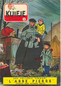 Kuifje weekblad N� 16 du 21 Avril 1954
