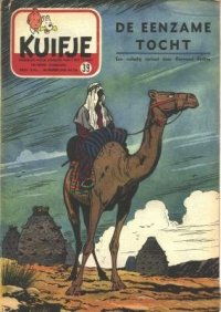 Kuifje weekblad N� 39 du 29 Septembre 1954