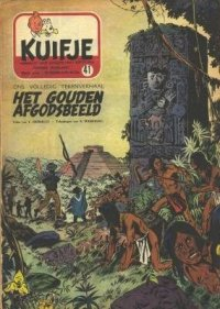 Kuifje weekblad N� 41 du 13 Octobre 1954