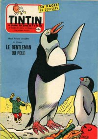 Journal de TINTIN �dition Fran�aise N� 434 du 14 F�vrier 1957