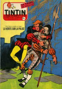 Journal de TINTIN �dition Fran�aise N� 436 du 28 F�vrier 1957