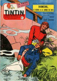 Journal de TINTIN �dition Fran�aise N� 438 du 14 Mars 1957