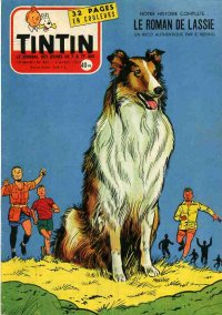 Journal de TINTIN �dition Fran�aise N� 441 du 4 Avril 1957