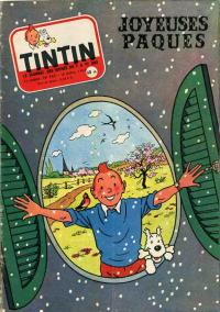 Journal de TINTIN �dition Fran�aise N� 443 du 18 Avril 1957