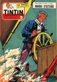 Journal de TINTIN �dition Fran�aise N� 458 du 1 Ao�t 1957