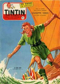 Journal de TINTIN �dition Fran�aise N� 465 du 19 Septembre 1957