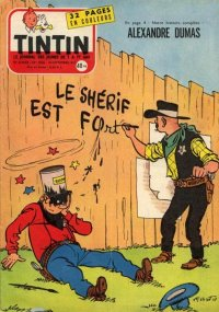 Journal de TINTIN �dition Fran�aise N� 466 du 26 Septembre 1957