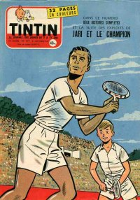 Journal de TINTIN �dition Fran�aise N� 471 du 31 Octobre 1957