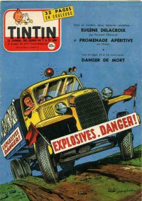 Journal de TINTIN �dition Fran�aise N� 473 du 14 Novembre 1957