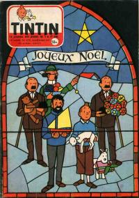 Journal de TINTIN �dition Fran�aise N� 479 du 26 D�cembre 1957
