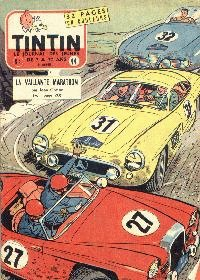 Journal de TINTIN �dition Belge N� 44 du 30 Octobre 1957