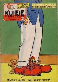Kuifje weekblad N� 2 du 9 januari 1957