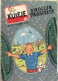 Kuifje weekblad N� 16 du 17 Avril 1957