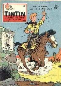 Journal de TINTIN �dition Belge N� 18 du 30 Avril 1958
