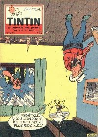 Journal de TINTIN �dition Belge N� 39 du 24 Septembre 1958