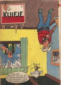 Kuifje weekblad N� 39 du 24 Septembre 1958