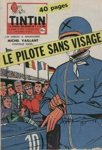 Journal de TINTIN �dition Fran�aise N� 539 du 19 F�vrier 1959
