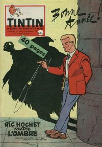 Journal de TINTIN �dition Fran�aise N� 584 du 31 D�cembre 1959