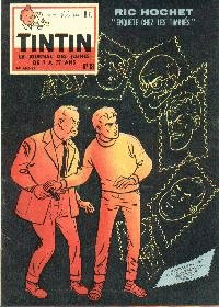 Journal de TINTIN �dition Belge N� 18 du 6 Mai 1959