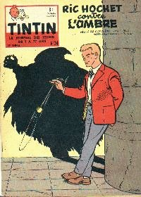 Journal de TINTIN �dition Belge N� 34 du 26 Ao�t 1959