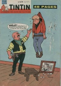 Journal de TINTIN �dition Fran�aise N� 605 du 26 Mai 1960
