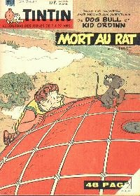 Journal de TINTIN �dition Belge N� 19 du 11 Mai 1960