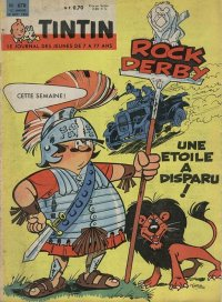 Journal de TINTIN �dition Fran�aise N� 678 du 19 Octobre 1961