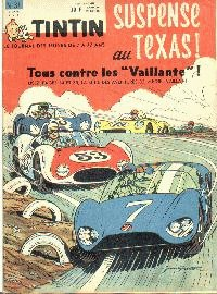 Journal de TINTIN �dition Belge N� 37 du 12 Septembre 1961