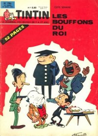 Journal de TINTIN �dition Fran�aise N� 700 du 22 mars 1962