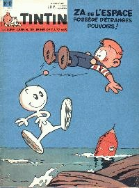 Journal de TINTIN �dition Belge N� 42 du 16 Octobre 1962