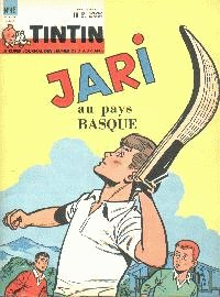 Journal de TINTIN �dition Belge N� 45 du 6 Novembre 1962