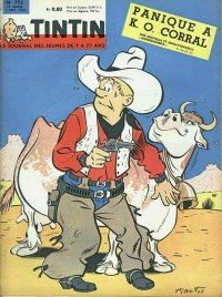 Journal de TINTIN �dition Fran�aise N� 776 du 5 Septembre 1963