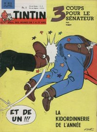 Journal de TINTIN �dition Fran�aise N� 812 du 14 Mai 1964