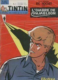 Journal de TINTIN �dition Fran�aise N� 831 du 24 Septembre 1964
