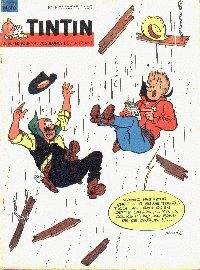 Journal de TINTIN �dition Belge N� 46 du 17 Novembre 1964
