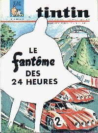 Journal de TINTIN �dition Fran�aise N� 1021 du 16 Mai 1968
