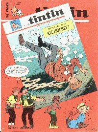 Journal de TINTIN �dition Fran�aise N� 1043 du 24 Octobre 1968