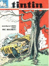 Journal de TINTIN �dition Fran�aise N� 1113 du 26 F�vrier 1970
